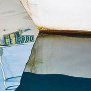 Blue Boats    -   100 X 161 cm Edition  3 + 2 AP