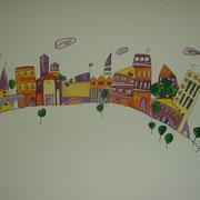 asilo bianconiglio, Bellinzona 2004