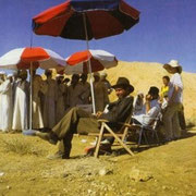 Tournage en Tunisie