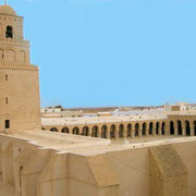 Raiders of the lost ark in Kairouan