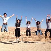 Viajeros Desert Rose