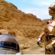 Cañón de Sidi Bouhlel / Cañón de Star Wars