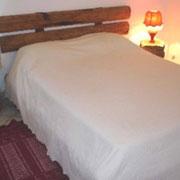 Suite Sahara:  2 chambres indépendantes (1 lit double et 2 lits simples). Equipée d'une belle salle de bain.