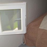 couchage 1 sur mezzanine