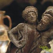 Reperti originali etruschi / Original artefacts Etruscans