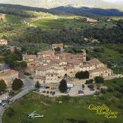 La città fortificata di San Gusme' / The walled city of San Gusme '