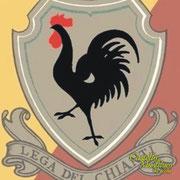 Il simbolo originale della Lega del Chianti / The original symbol of the Chianti legue