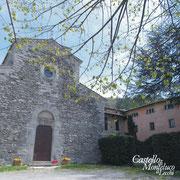 """La """"pieve"""" di San Giusto (Gaiole in Chianti) - The """"pieve"""" of San Giusto (Gaiole in Chianti)"""