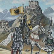 Castelli e cavalieri - Castles and knights