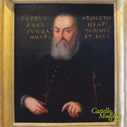 Don Pedro di Toledo, Vicerè di Napoli / Don Pedro of Toledo, Viceroy of Naples.