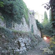 Il muro più antico del Castello di Monteluco - The more ancient wall of Monteluco Castle