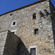 L'angolo del castello / The corner of the castle