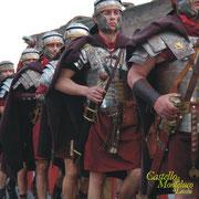 Legionari romani / Roman legionaries
