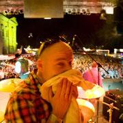 Schlossgrabenfest Darmstadt Echobühne 2009