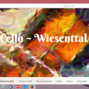 Violoncello-Unterricht im Wiesenttal
