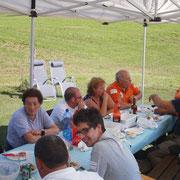 pranzo in pista 25 settembre