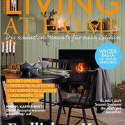 Keramik-Produkte aus dem INK+OLIVE Shop in der Living at Home, Heft 11