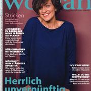 BRIGITTE WOMAN Ausgabe 05/2016