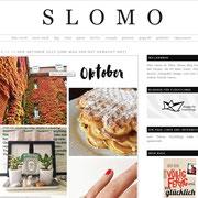 INK + OLIVE Erwähnung bei SLOMO