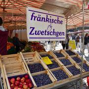 Nürnberger Marktstand