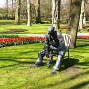 Sehenswürdigkeit  Blumenfestival Keukenhof Holland Frühlingsblüten