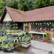 England, Hever Castle Shop