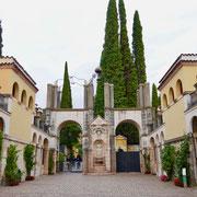 Gardasee: Giardino Vittoriale  Italien