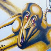 Berliner Mauer, Schreckgespenst