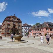 Der Domplatz zu Speyer