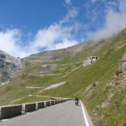 Passo Stelvio, der Pass der Pässe.