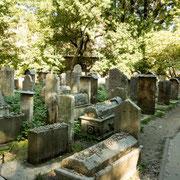 Bild: Die Remuh Synagoge in Kazimierz in Krakau - Friedhof