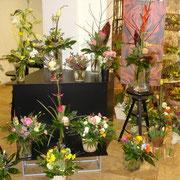 """Unsere Blumengeschäfte """"Blumen-Werkstatt"""" und """"mille fiori"""" in Dresden erwarten Sie..."""