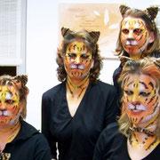 Altweiber-Tiger