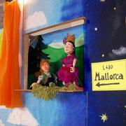 Marionetten/ Stabpuppentheater