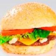 Généreux original burger oignon