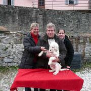 Foglia Walter CH Muzzano :cucciolo Milton (Kern)