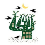 Sieben Rabenbaum