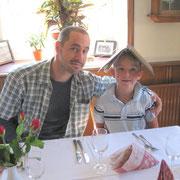 Tobias und Janik