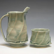 Pitcher & cup, 2015.