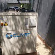 Bomba de calor de 100 kW
