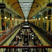 Adelaide Arcade, seit 1885 Kaufhaus