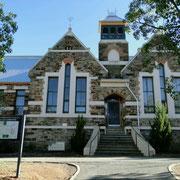 Die Schule von Burra zeigt von Wohlstand