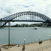 Die Harbour Bridge
