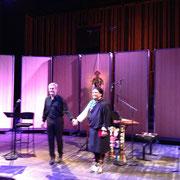 Avec Didier Sandre, Conte musical Tibétain, France Musique