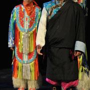 Chanson d'Opéra Tibétain