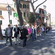 Besichtigungstour durch Rom