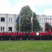 1 ère intervention d'Abel Boyi au centre EPIDE (Établissement Pour l'Insertion Dans l'Emploi) de Margny-lès-Compiègne auprès des jeunes le 31/05/17. Très bon moment de partage.