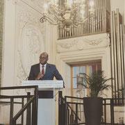 14/09/19: Intervention du Président de FR lors du lancement du mouvement KIMIA qui s'est tenu à la mairie de Reims