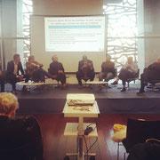 11/12/18: Universités citoyennes Bleu-Blanc-Zèbre - Intervention d'Abel Boyi lors de la table ronde parlant de l'image des quartiers.