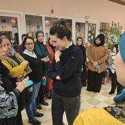 02/11/19: Forum d'inclusion sociale FR à Compiègne sur la relation parent/enfant, les addictions et le décrochage scolaire
